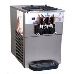 Fully Automatic Ice Cream Making Machine