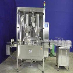 Powdered Coffee Filling Machine