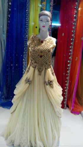 Indian Designer Gowns - Wedding Gown Manufacturer from Delhi