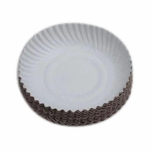 Disposable Paper Plate  sc 1 st  IndiaMART & Paper Plates - Disposable Paper Plate Manufacturer from Panchkula