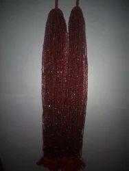 Garnet Faceted Beads