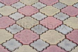 Akshara Footpath Tiles