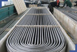 Stainless Steel 316L Seamless U Tubes
