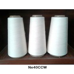 Ne 40/1, 100% Cotton, Compact Yarn for Weaving