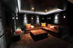 Home Cinema Solutions - Bronze Home Cinema Manufacturer from Bengaluru