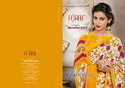 Georgette Design Printed Sarees