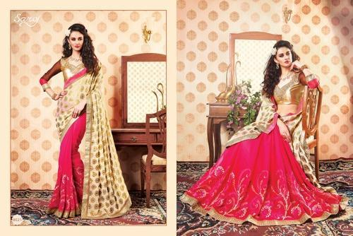 Fashionable Party Sarees