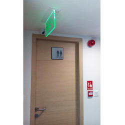LED Fire Exit Signage