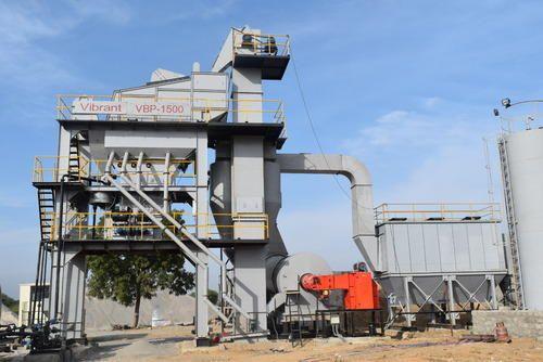 Road Construction Asphalt Plant