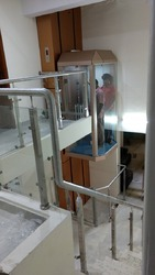 Duplex Indoor Passenger Lifts