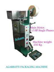 Agarbatti Packaging Machine