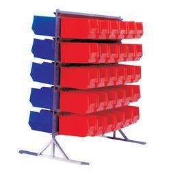 Double Sided Storage Bins