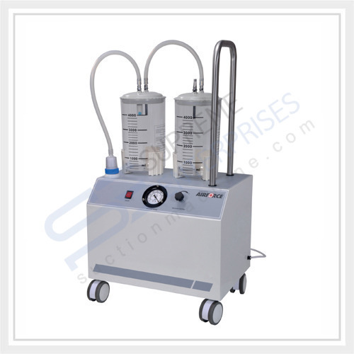 Airforce Liposuction Machine