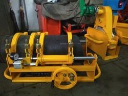 Manual Operated HDPE Pipe Fusion Jointing Machine