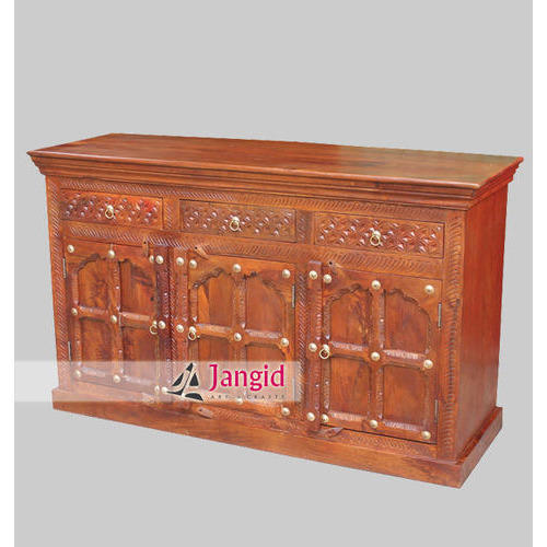 Handicraft Wooden Furniture Indian Wooden Living Room