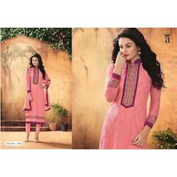 Party Wear Embroidered Salwar Kameez