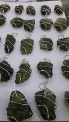 Moldavite Stone Pendent
