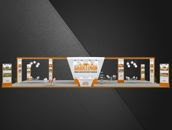 Trade Show Booth for Exhibition