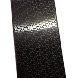 Ss Honeycom Finish Embossed Stainless Steel Sheet