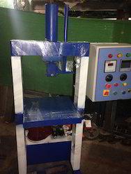 Semi-Automatic Hydraulic Dish Making Machine