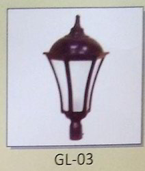 Casted Gate Light