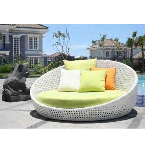 Poolside Bed swimming pool furnitures - pool side relax chair wholesale