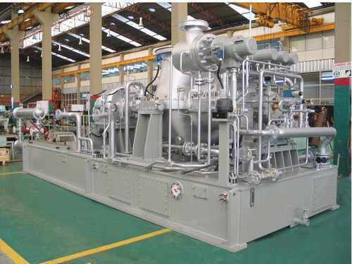 Straight Condensing Steam Turbine