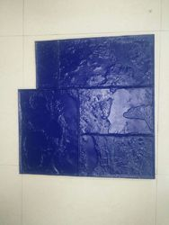 Ashaler Slate Mould- Blue