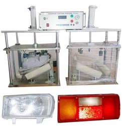 Automobile Leakage Testing Machine For Head Lamps
