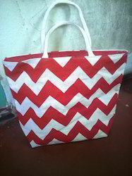 Red Promotional Bag