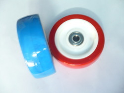 Antistatic PU Caster Wheel