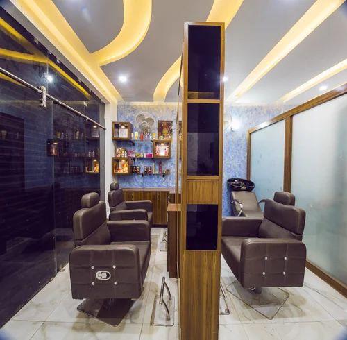Salon Interior Design in Rajendra Nagar Sector 2, Ghaziabad ...