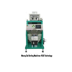 Moong Dal Sorting Machines