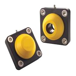 Square Flange Bearing Units - UCF