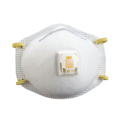 3M 8511 N95 Disposable Particulate Respirator Masks