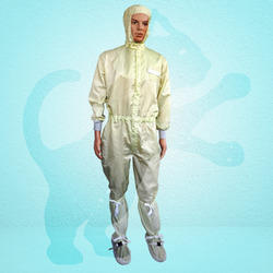 Buckle Design Antistatic Coverall