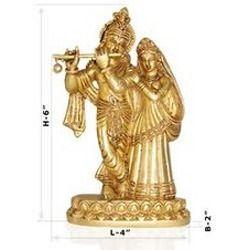 Radha Krishna Statues