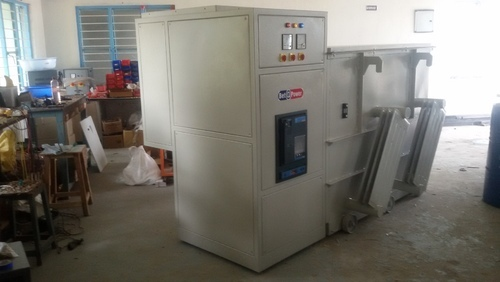Oil Cooled Servo Stabilizer  - 750kva