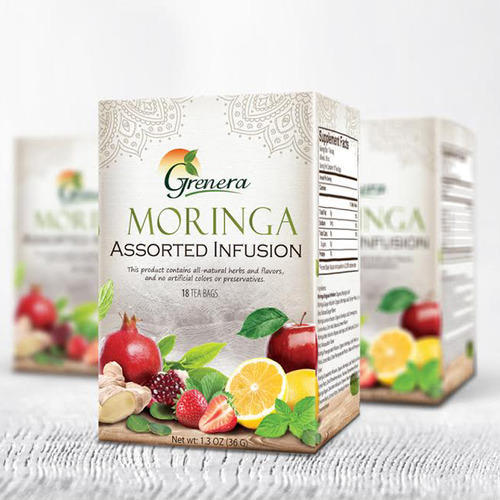 Moringa Assorted Infusion Tea