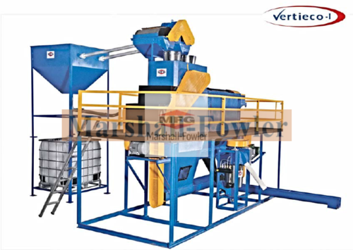 Vertieco- Ecological Dry Coffee Pulping Plant