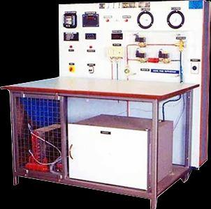 Vapor Compression Refrigeration Test Rig