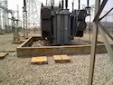 Foundation and Oil Pit for Transformer