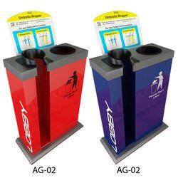 Wet Umbrella Bags Dispenser