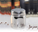 Stainless Steel Canister (Hexagon Design Canister)