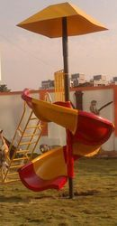 Spiral Slide -  Playground Equipment