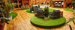 indoor use 3 artificial grasses