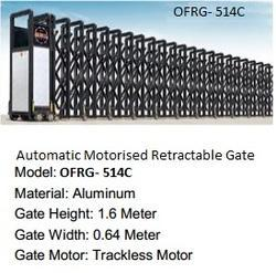 Automatic Motorised Retractable Gate (OFRG- 514C)