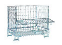 Collapsible Wire Mesh Bin