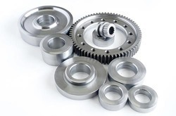 gear blank forging components