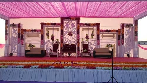 Art Stage Fabric Tent & Art Stage Fabric Tent u0026 Chori Sat Manufacturer from Vijapur